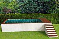 Ibiza Piscina 300x800cm